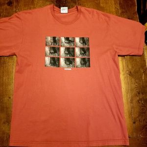 Undefeated tee shirt